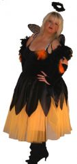 Pumpkin Fairy Costume Plus Size